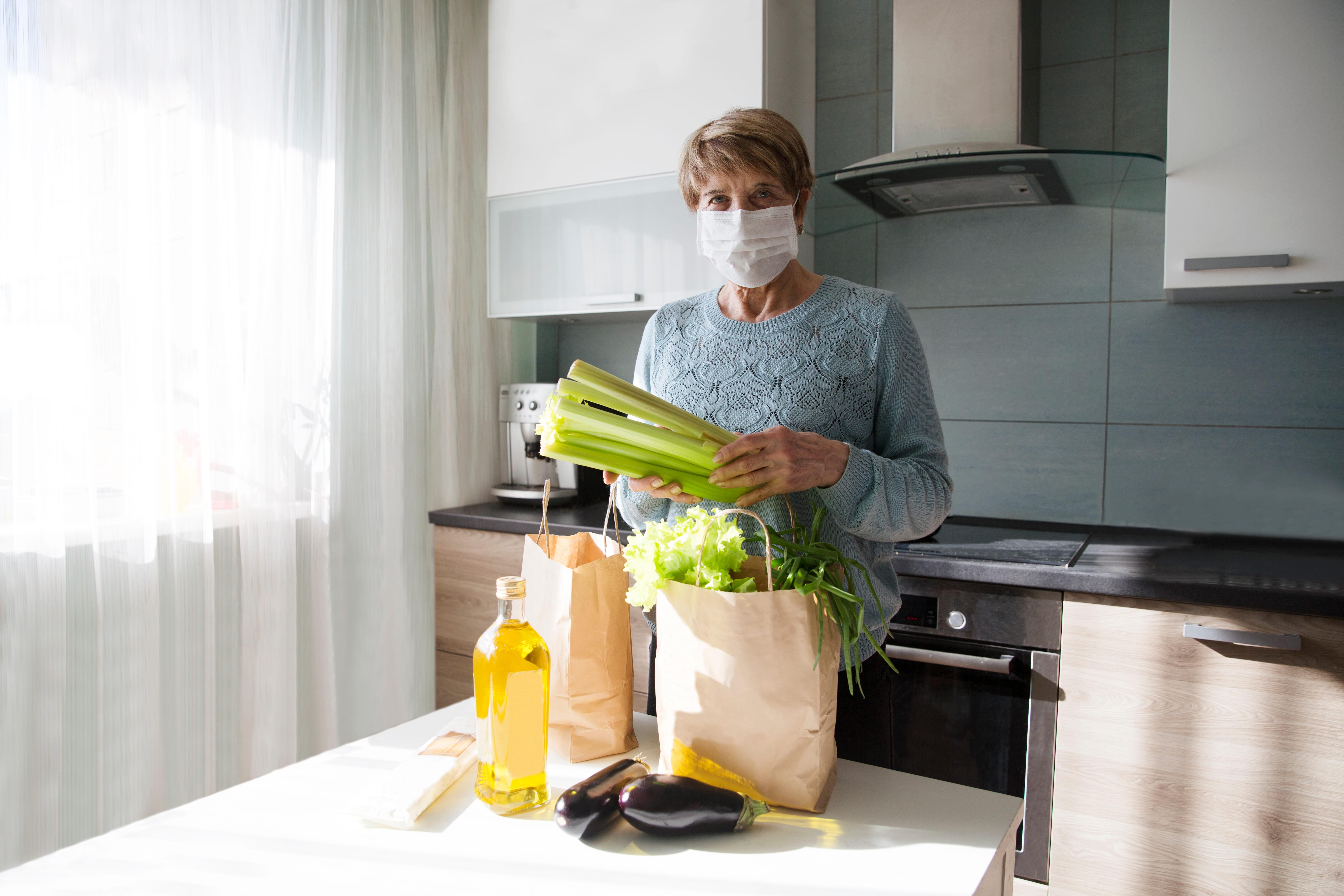 Alimentos para mejorar la memoria de los mayores